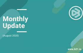 B21 Invest — Monthly Update August 2020