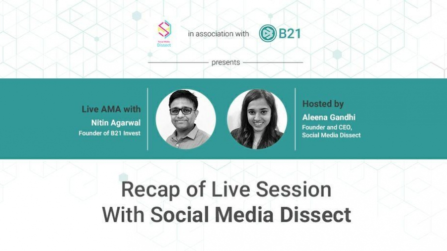 Recap of Live Session with Social Media Dissect