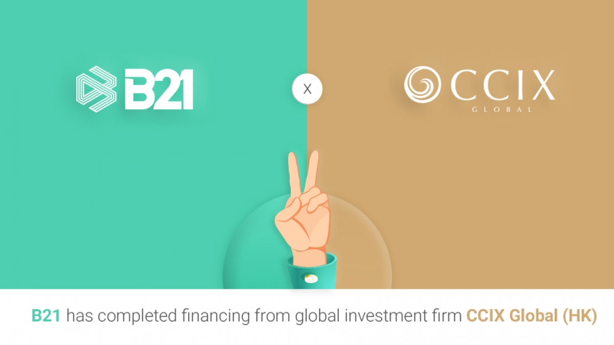 B21 acquires funding from CCIX Global